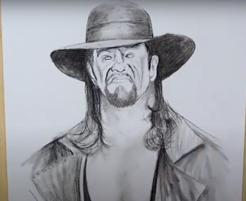 draw a Undertaker