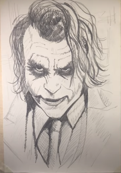 How to Draw a Joker