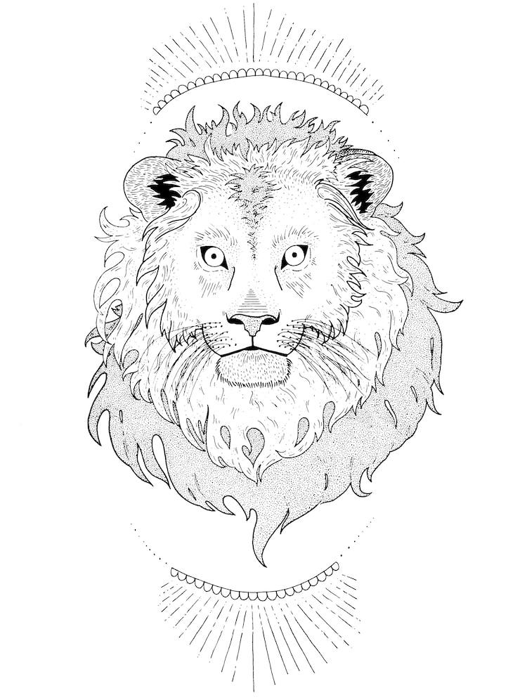 How to Draw Aslan