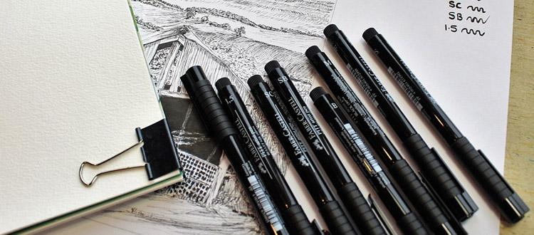 Best Drawing Pens