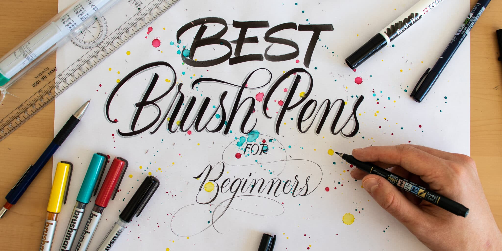Best Calligraphy Markers